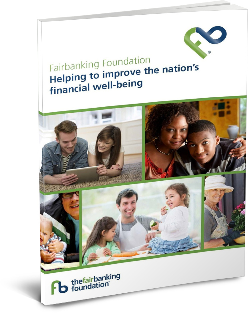 Helping to improve the nation's financial well-being